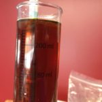 Red Ale hydrometer